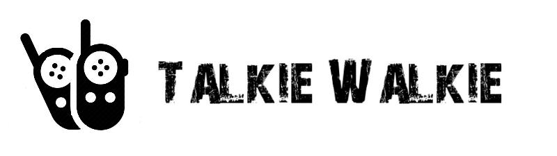 Mon talkie walkie