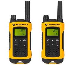 Talkie Walkie Motorola T80EX Jaune