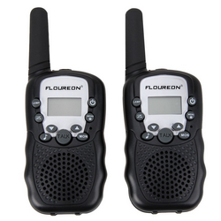 Talkie-Walkie UHF400 470 mhz Floureon